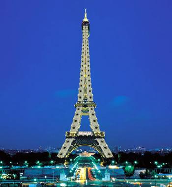 Allarme bomba evacuata la torre eiffel a parigi monte di for Parigi non turistica