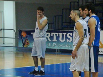 Basket,  Virtus Monte di Procida vs San Nicola Basket domenica ore 18 pala Pippo Coppola