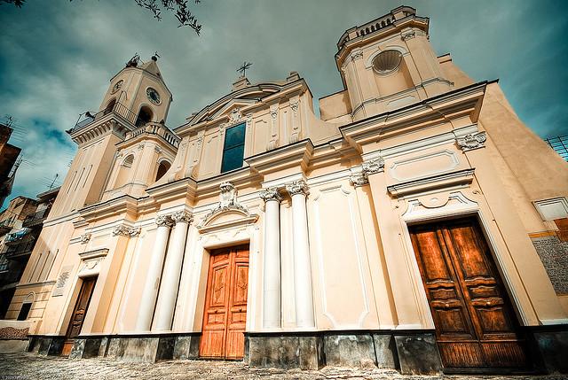 Concerto dell'Epifania alla chiesa S.Maria Assunta in cielo. MONTE DI PROCIDA