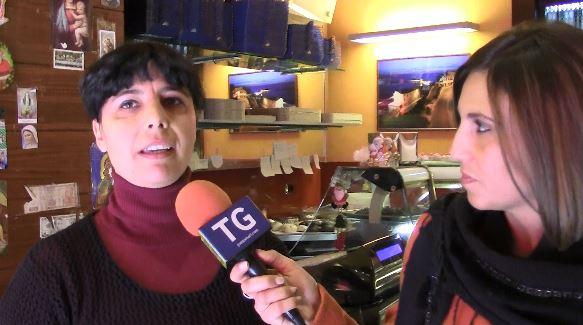 I Dolci di Natale. Pasticceria DEL MONTE con Monica Carannante. Video
