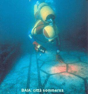 Baia, la Pompei sommersa», mercoledì anteprima del documentario di Stuart Elliot