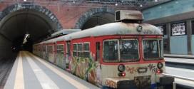 Cumana. Treni regolari sulla linea Torregaveta- Montesanto.