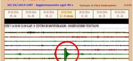 Lieve scossa sismica oggi pomeriggio a Pozzuoli.