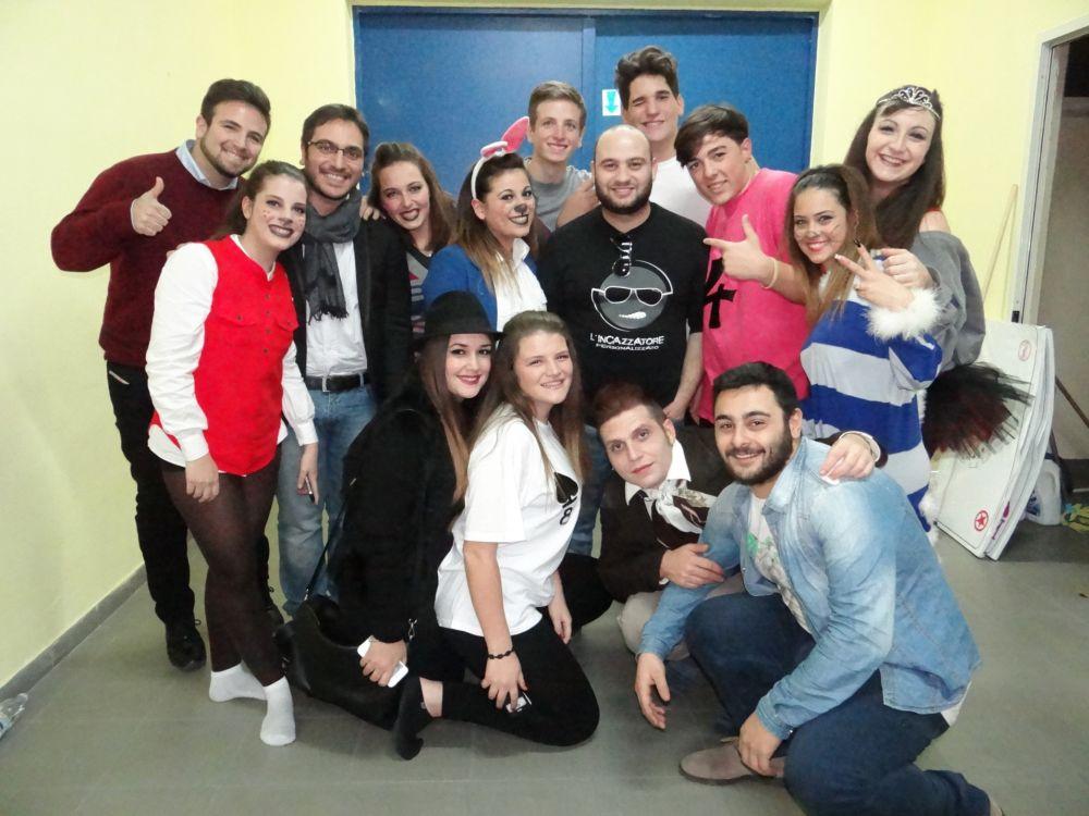 Tombolata show Enzo e Sal Monte di Procida
