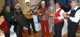 Pranzo di Natale Circolo Anziani di piazza 27 gennaio a Villa Fortezza Foto e Video