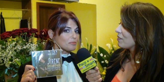 Napoli applaude Monica Sarnelli al Teatro Cilea. Intervista di Kristina Stella