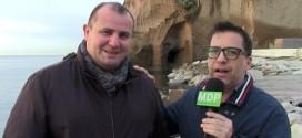 Raffaele Cardamuro candidato alla Regione e alle elezioni comunali di Bacoli. Video
