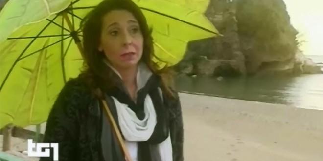 Anche su TG1 si parla del coraggio di Debora e della Balena al Nabilah. Video
