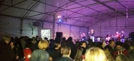 Baia. Grande partecipazione al concerto di sostegno di Free Bacoli