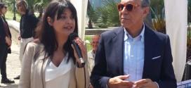 Elezioni Regionali. Francesca Salatiello a Bacoli con Franco Iannuzzi. Video