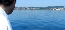 Nuove fumarole in mare tra Baia e Pozzuoli.Video