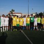 un calcio alla disabilità