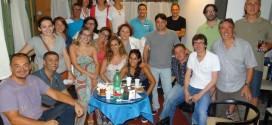 La squadra SENIOR è pronta per la sfida ai giovani per la vittoria ai Giochi di Vivi L'estate.