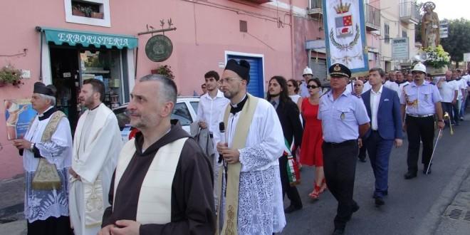 Processione di San Gioacchino di Bacoli versione 20 min.. Video Pacosmart