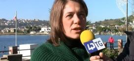Intervista a Anna Illiano  di Sinistra Ecologia e Libertà a Bacoli. Video