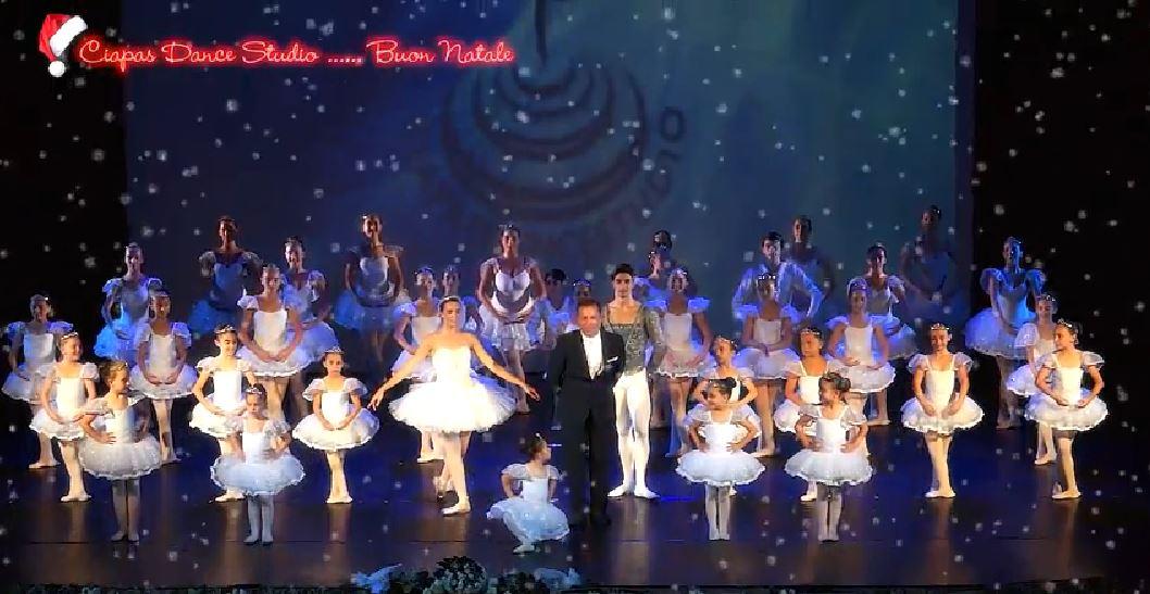 buon Natale Ciapas Dance Studio