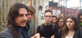 sindaco e studenti
