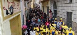 Grande allegria e partecipazione per il Carnevale di Cappella. Video e Foto Pacosmart
