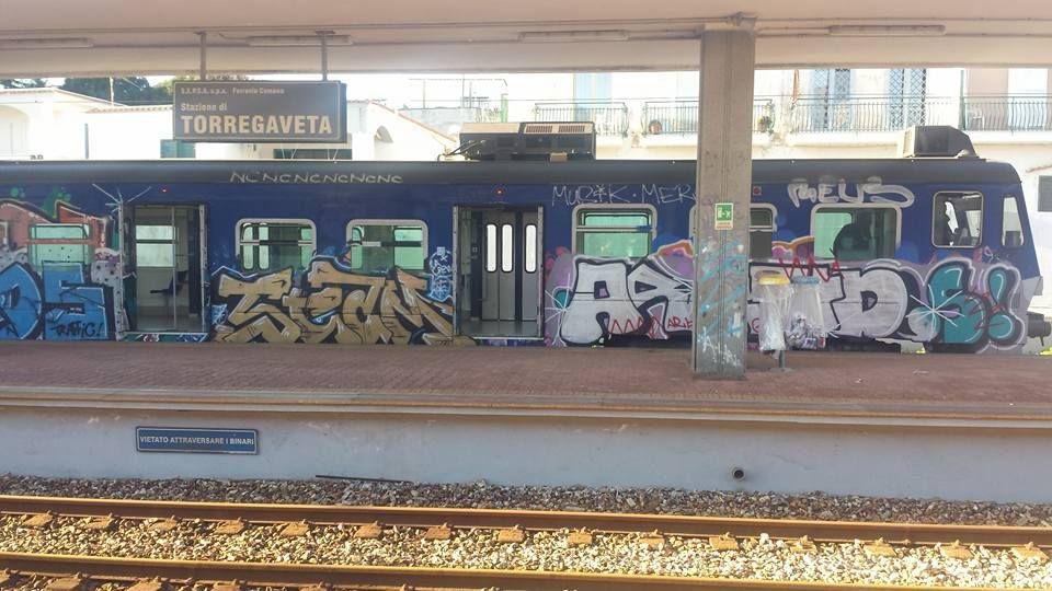 cumana treno