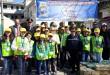 Studenti e Vigili in strada a Monte di Procida. Giornata della sicurezza stradale. Video e Foto