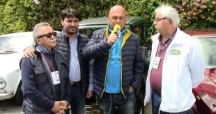 Auto d'Epoca a Monte di Procida grazie a Camec e Giuseppe Spinelli Bacoli Retro Cars 2016. Video