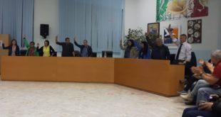 Il sindaco Pugliese: Soldi dei costoni O.K. approvato il bilancio. Intervista Video