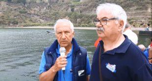 Festa dello sport a Acquamorta. Interviste a Nino Schiano e Peppe Spinelli. Video