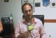 Intervista al sindaco Peppe Pugliese per l'isola ecologica di Acquamorta. Video