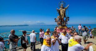 Processione della Madonna Assunta seconda parte Monte di Procida. Video Pacosmart