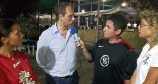 """""""Un goal per un sorriso"""" al Parco del Benessere. Le interviste. Video"""