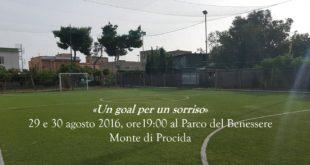 """""""Un gol per un sorriso"""" iniziativa di beneficenza in favore dei bambini"""