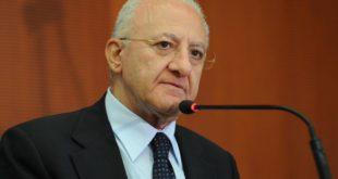Emergenza sangue, il presidente della regione Campania invita i cittadini a donare sangue