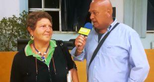 Carmela Pugliese intervista al Consiglio Comunale per via Torregaveta. Video