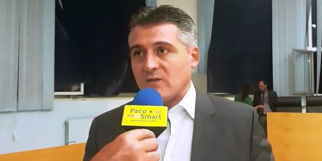 Rocco Assante. intervista al Consiglio Comunale per via Torregaveta. Video