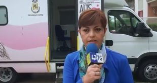 Prevenzione del tumore al seno. Monica Carannante. Video