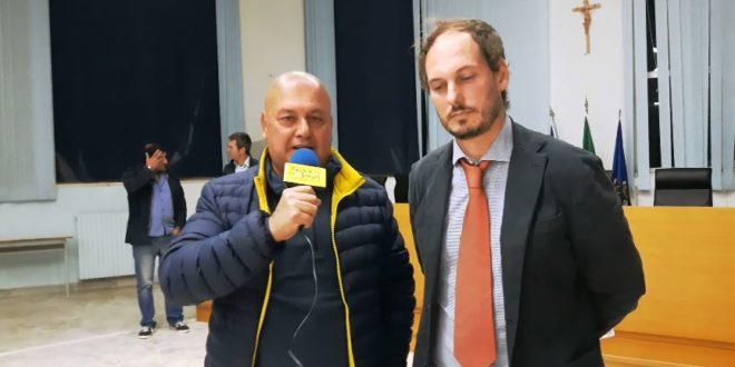 Novità per l'inizio dei lavori di via Torregaveta e il pescato di Acquamorta. Video