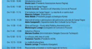 Casina Vanvitelliana.Workshop sul Turismo,Archeologia,Termalismo e Infrastrutture sabato mattina