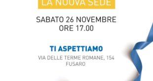 Sabato 26 Novembre, alle 17, Freebacoli inaugura la nuova sede dell'associazione: da Bacoli ci spostiamo al Fusaro