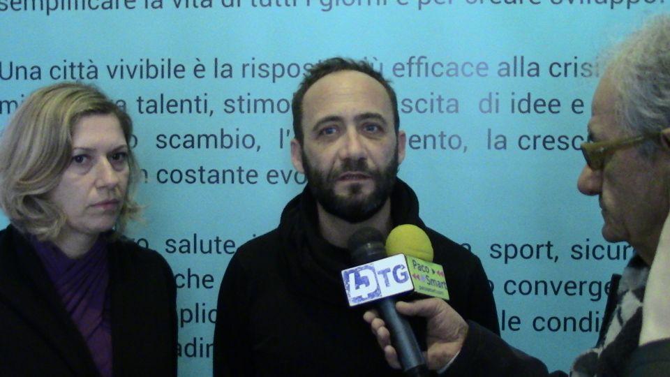 FLAVIA GUARDASCIONE E VITTORIO ROTTA