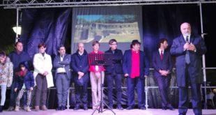 Presentazione Gianni Picone candidato sindaco in Villa Comunale a Bacoli. Video