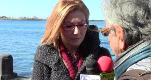INTERVISTA A MARIALBA LEONE, COMANDANTE POLIZIA MUNICIPALE DI BACOLI.VIDEO
