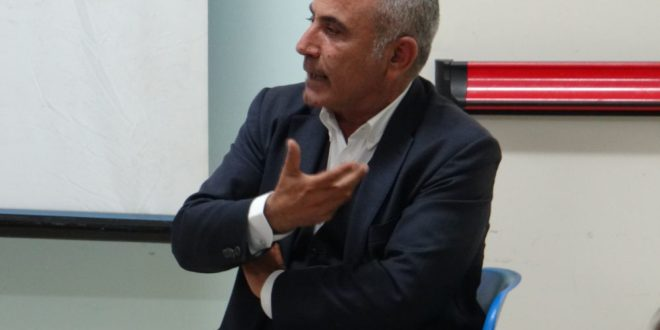 INTERVISTA AL DESIGNER PIETRO DEL VAGLIO, MONTE DI PROCIDA. VIDEO