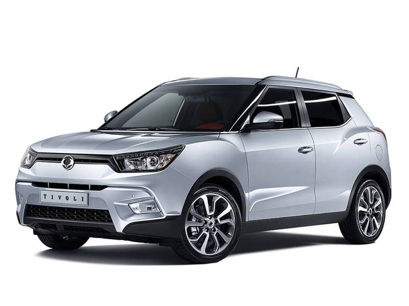 Autoscotto: SsangYong TIVOLI a 18.850 Full optional