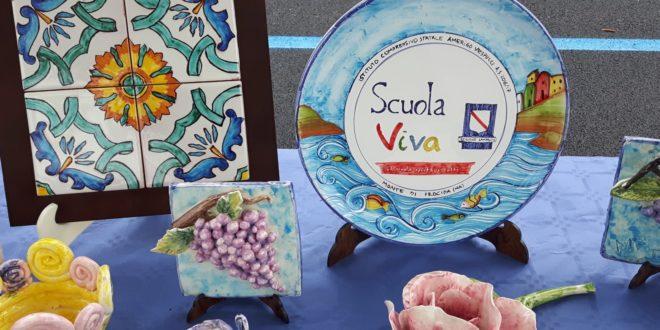 Grande entusiasmo alla Vespucci per il programma Scuola Viva. Video e Foto