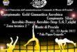 Campionato Interregionale di ginnastica aerobica al Pala Pippo Coppola