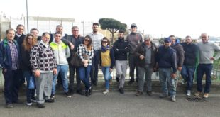 Commercianti dal sindaco Pugliese per chiedere l'installazione di semafori a Via Torregaveta
