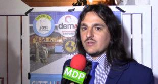 JOSI DELLA RAGIONE, COMIZIO A MARINA GRANDE. VIDEO