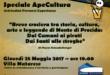 Giovedì a Villa Matarese ApeCultura ospita Marco Schaufelberger
