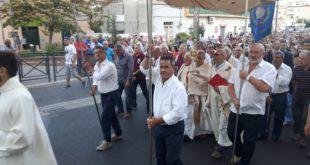 La Processione del Corpus Domini a Monte di Procida. Video Integrale e foto