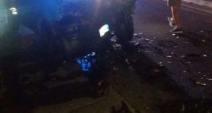 Muore un ragazzo in scooter a Cuma in un incidente stradale.